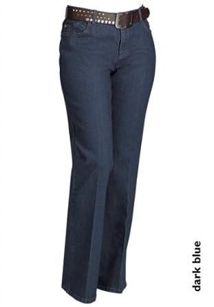 786ede4ba4c80c AJC Arizona Damenjeans Damen Jeans Kurzgrößen Dunkelblau Gr. 24 ...