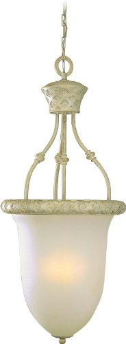 Volume Lighting V3414-71 Alexandria 4 -Light Chandelier, Bowl Pendant - Alexandria 4 Light Chandelier