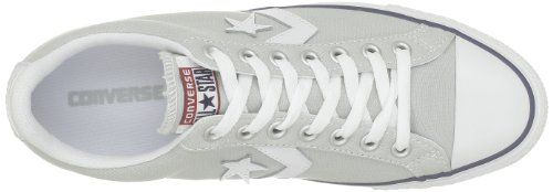 Core Child Star Ox Converse Player White Red Canv Trainers Navy Navy Unisex wCTBWfq6