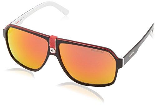 Carrera Carrera 33/S CA33S Aviator Sunglasses, Black Crystal
