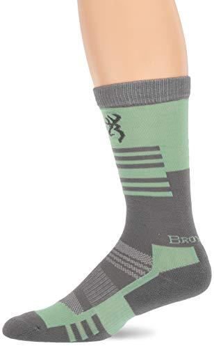 Browning Unisex Elm Socks | Ming Gargoyle | Medium | One Pair ()