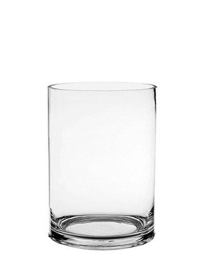CYS 6 Piece Cylinder Vase Bulk, I 7
