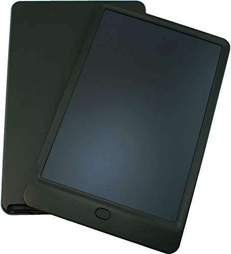 10 Inch Black LCD Writing Tablets (LCD Writing Pad, Electronic Chalk Board, Magic Slate, Ewriter, E Notepad)(Available in Multiple Colors and Sizes) ()