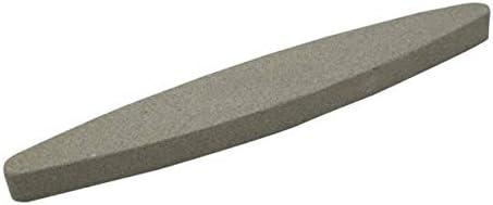 Piedra de afilar ovalada de 230 mm para afilar sus cuchillas, piedra de afilar