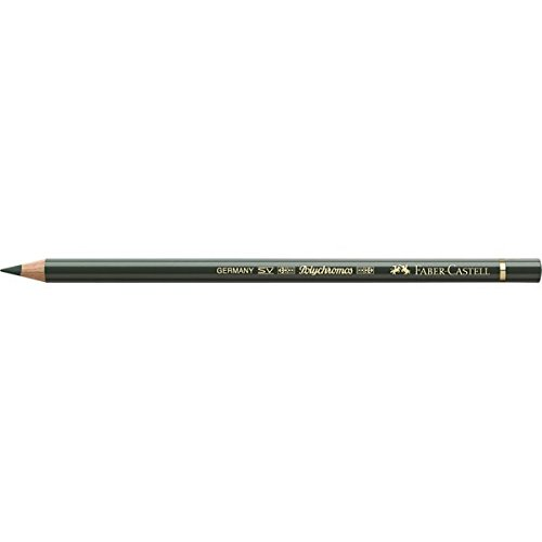 Faber-Castell Polychromos Artist Colored Pencils (Each) chrome oxide green 278 - Chrome Oxide Green