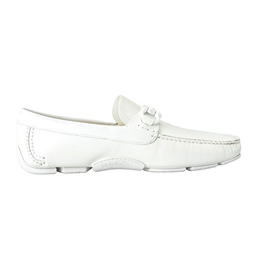 mocassini vans bianchi