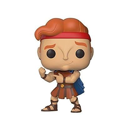 Funko 29322 POP! Disney: Hercules (Styles May Vary) Collectible Figure, Standard, Multicolor: Funko Pop! Disney:: Toys & Games