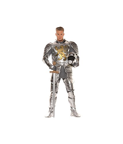 Victorious Knight in Shining Armor Men (Knight In Armor Costume)