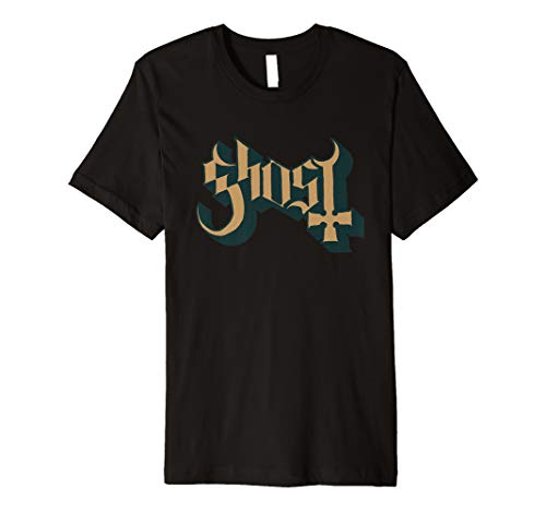 Ghost - BC - Band - Swedish Heavy Metal Music 666 Fan Shirt ()