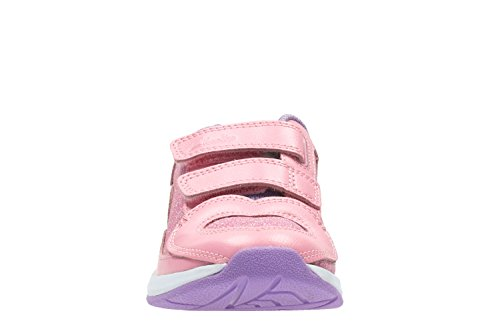 Clarks  Piper Chat Inf, Chaussures de trail pour fille rose rose - rose - rose, 26F EU enfant