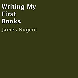 Writing My First Books Audiobook