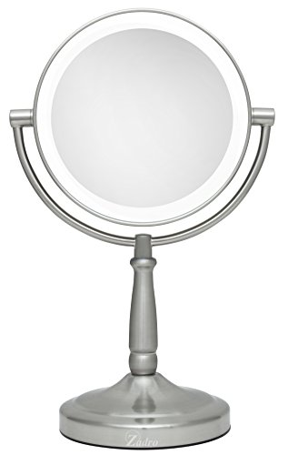 Zadro Led Lighted Makeup Mirror - 9