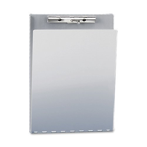 Saunders Recycled Aluminum Clipboard with Privacy Cover, Letter Size, 8.5 x 12-Inches (12017)
