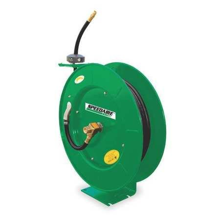 Hose Reel, 3/4 In., 75 ft., 300 psi by Speedaire