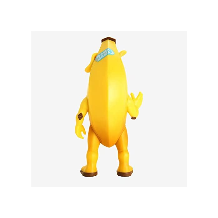 31Aq63ClKzL From fortnite, peely, as a stylized pop vinyl from funko Figure stands 9cm and comes in a window display box Check out the other fortnite figures from funko collect them all