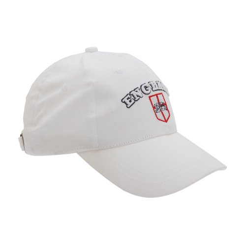 Childrens/Kids England St.George Shield Design Baseball Cap (One Size) - St George Running Store