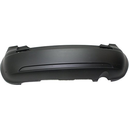 New Evan-Fischer EVA178052815440 Rear BUMPER COVER Primed for 2010-2013 Suzuki SX4 (Suzuki Bumper Cover)