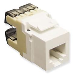 Module Voice Rj-11 Hd White
