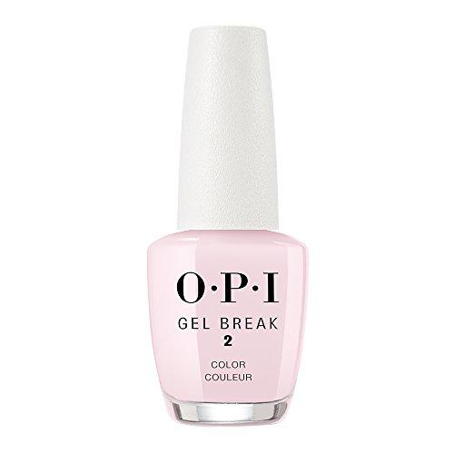 NRT03 - OPI Gel BREAK Sheer Color - Properly Pink -  Treatme