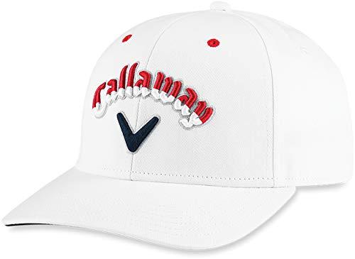 Callaway Golf 2018 USA Ryder Cup High Crown Performance Hat Logo
