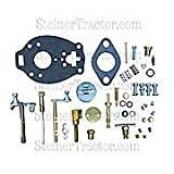 Comprehensive (Premium) carburetor repair kit for Ford 2N, 8N, or 9N with TSX241, TSX33, or TSX420