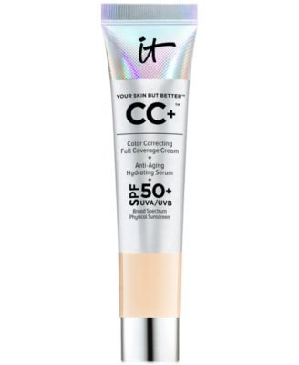 Your Skin But Better CC+ Cream SPF 50+, 12 ml, Travel Size L