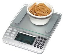 Weight watcher food scale