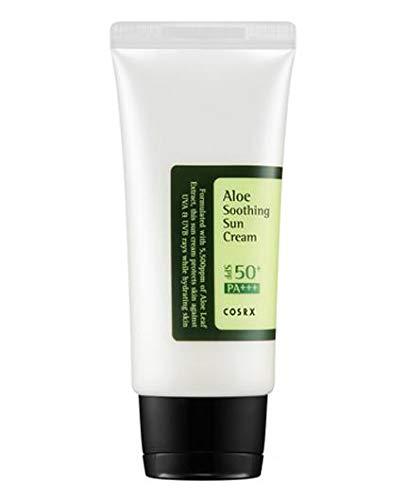 COSRX Aloe Soothing Sun Cream SPF50 PA+++, 50ml by COSRX