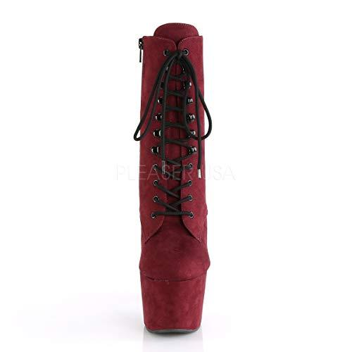 Femme Bordeaux by Higher Plateforme Hheanado1020fs Heels gx0qvwAg86