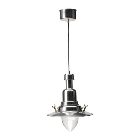 Size Standard Ikea Bulb Pendant Ottava Hanging Lamp Aluminumuses PZkXOiu