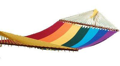 caribbean jumbo hammock by beachside hammocks   rainbow amazon     caribbean jumbo hammock by beachside hammocks      rh   amazon