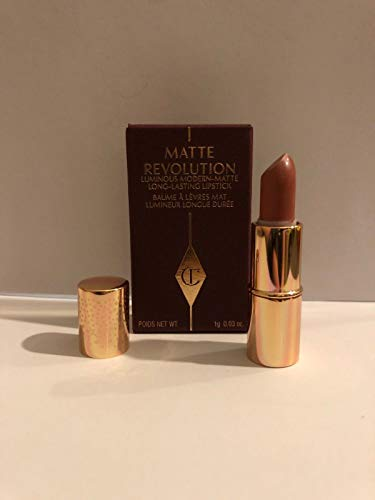 Charlotte Tilbury Matte Revolution Lipstick Pillow Talk Mini Size 1g