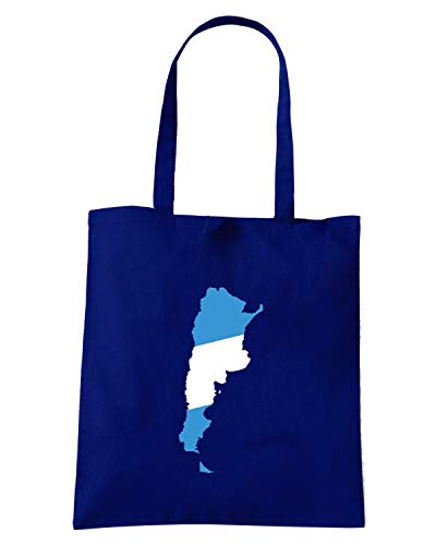 Shirt WC0013 Blu Shopper ARGENTINA Navy Borsa Speed vqwgOzz