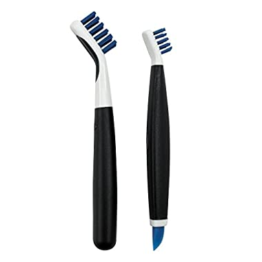 OXO Good Grips Deep Clean Brush Set, Blue