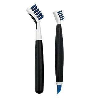 OXO Good Grips Deep Clean Brush Set, Blue