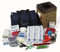 LifeSecure 10-Person Small Office Emergency Kit (10100)
