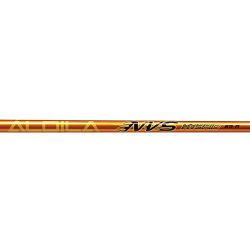 Aldila NVS 85 Orange Hybrid 0.370 Parallel - R by Aldila