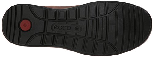 Derby Uomo Marrone Scarpe Lacci con ECCO Howell Cognac pnP6wq78x