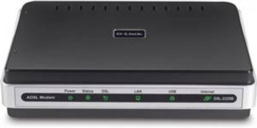 D-Link DSL-2320B ADSL2+ DSL Modem (FACTORY REFURBISHED) D-Link Systems Inc.