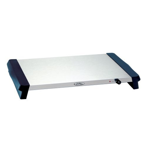 (Broil King NWT-1S Professional 300-Watt Warming Tray, Stainless by Broil King)