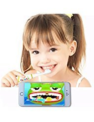 Grush Smart Sonic Toothbrush for Kids with Interactive Games Bluetooth Connected and Parental Tracking of Children's Brushing