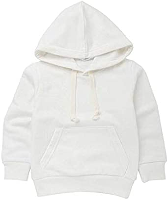, Kehen Toddler Girl Boy Spring Winter Outfit Solid Long Sleeve Hoodie Pullover with Pocket Little Kid Autumn Clothes