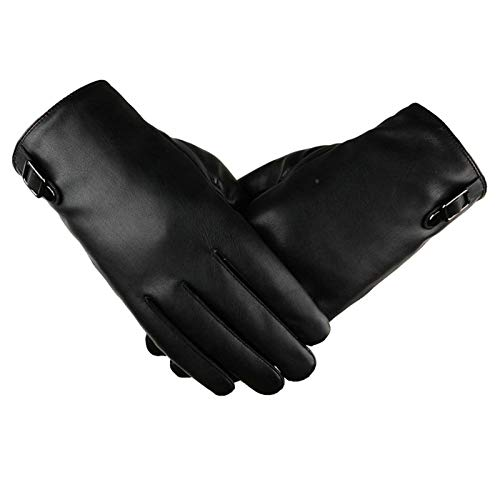 Screen Guanti Men's Touch Nero Protection Amdxd Anti Cold sportivi wd0xAqqBI6