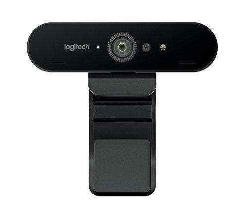 Logitech Brio Webcam - 90 Fps - Usb 3.0 - 4096 X 2160 Video - Auto-focus - 5x Digital Zoom - Microp by Logitech (Image #3)