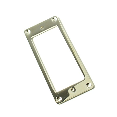 Metal Mini Humbucker Guitar Pickup Mounting Ring ,Nickel plated 87mm