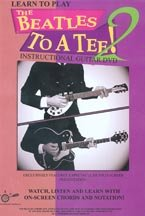 Learn to Play The Beatles To A Tee Instructional Guitar DVD V.2 (Beatles Guitar Dvd)