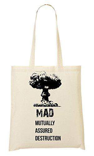 Bag Cp Nucleare Guerra Acquisto Borsa Della qvwpvC