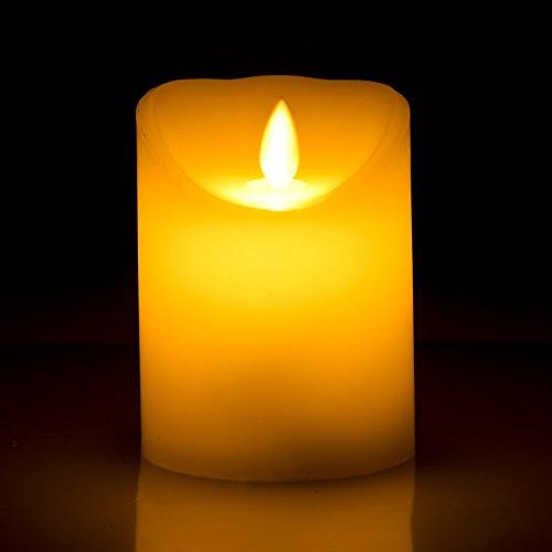flameless candle eyourlife led candles 4 inch flameless