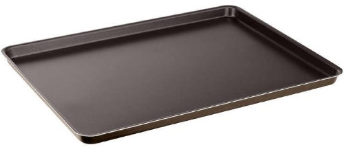 tefal natura j0337001 baking tray 38 x 28 cm ebay. Black Bedroom Furniture Sets. Home Design Ideas