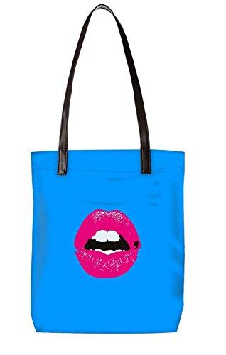 Snoogg Strandtasche, mehrfarbig (mehrfarbig) - LTR-BL-3635-ToteBag